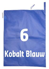luizenzak kobalt blauw