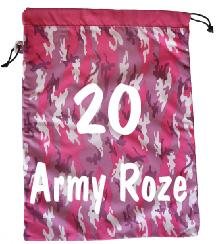 luizenzak army roze
