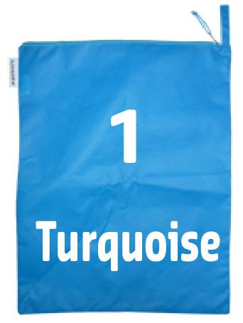 luizenzak turquoise